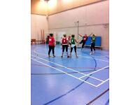 Balham social netball leagues