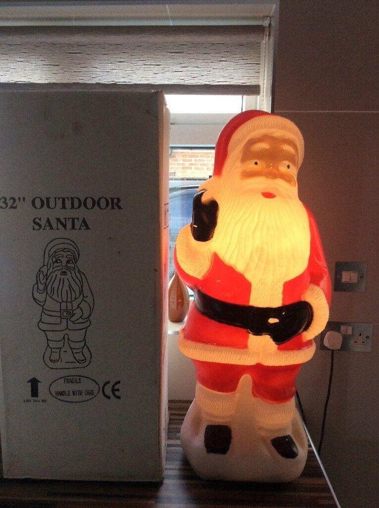 """32"""" Outdoor santa"""