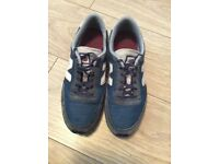 Blue New Balance Trainers - Size 8