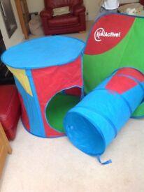 3 Piece Pop Up Tent