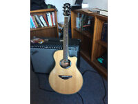 Yamaha APX500III Electro Acoustic Guitar - Natural As New Condition