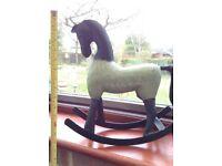 Beautiful Ornamental Rocking Horse