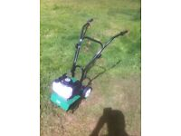 Coopers New/ Ex Display Two Stroke Garden Tiller/ Rotavator