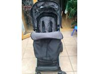 Mothercare roam pram and travel system includes car seat and isofix