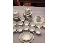 A Large Collection of Noritake China
