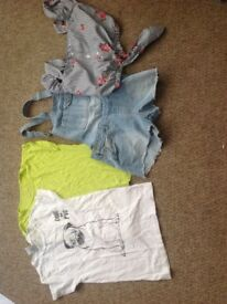 Clothes bundle. Aged 11-12years