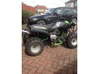 150cc four stroke quad for sale