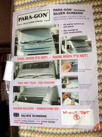 PARA-GON (foldable ) Silver Screen