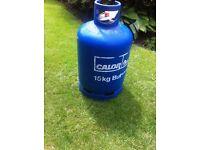 Calor 15kg butane gas bottle