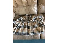 Burberry London long sleeved shirt