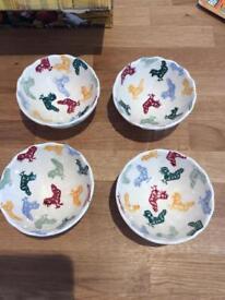Howdens Emma Bridgewater bowls