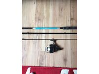 King fisher float rod 12ft