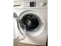 Bosch washing machine fast 1600 Spin speed