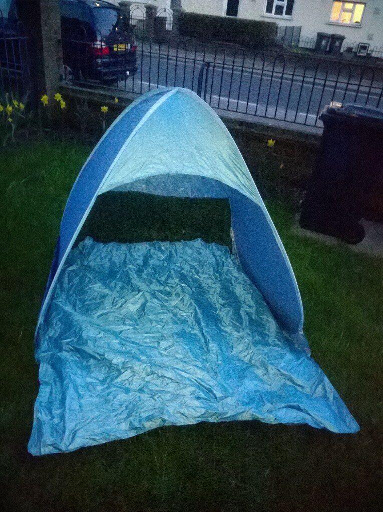 beach pop up tent 2 to 3 man