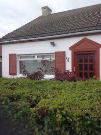 Semi detached cottage