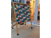 Giant game snakes and ladders/noughts and crosses