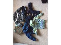 Boys coats ages 3-4