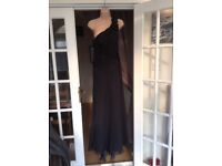 Ball gown or evening dress