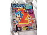 Sega Nintendo mean machines magazine retro