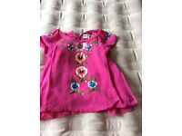 Ted baker girls size 2 top