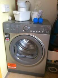Hotpoint Aquarius 7kg vented tumble dryer