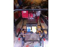 8Hp Briggs and Stratton 3.5 Kva Generator