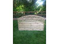 Reinas 6'x4' Fence Panels