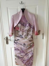 Mother of the Bride by designer John Charles size 8