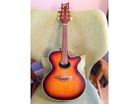Ozark 2252 electric accoustic mandolin - immaculate condition