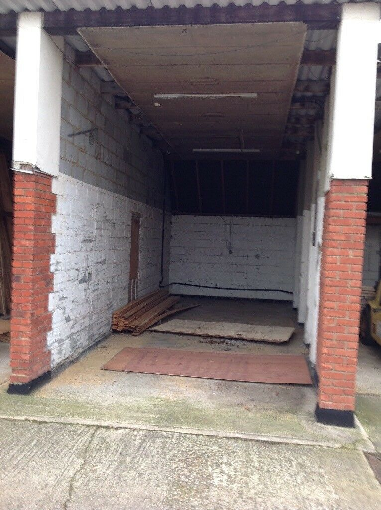Workshop/Storage Unit to Rent Basildon/Pitsea area