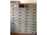 10 Door Lockers