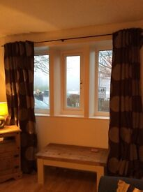 Cosy 1 bed cottage to rent, unfurnished, in Netherthong village.
