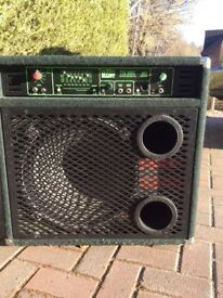 TRACE ELLIOT BASS COMBO AMP
