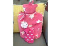 Next Hotwater Bottle and Sock Gift Set