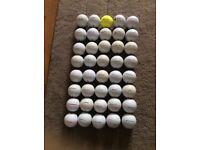 Titleist DT Golf balls