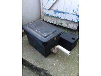 POND FILTER BOX