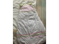 Brand new Silver Cross sleeping bag
