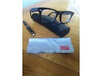 Ray ban wayfarer reading glasses