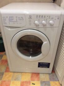 USED INDESIT WASHER DRYER neg price.