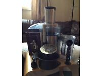SAGE NUTRI JUICER PLUS by HESTON BLUMENTHAL excellent condition