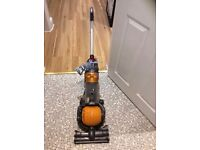 Dyson dc24 lightweight bagless vacuum cleaner+ tools,clean condition with tools