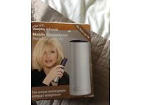 Mobile hair straightener by Morphy Richards