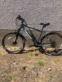 Merida Matts 10 hardtail 18inch frame mountain bike