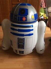 Wanted Remote control for inflatable R2D2