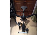 PRO FITNESS EXERCISE BIKE USED A HANDFUL OF TIMES