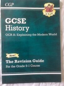 GCSE - History OCR Revision Guide for the grade 9-1 Course