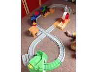 'Toots the train' interactive train toy
