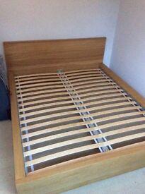 Ikea Malm Bed Frame - European Kingsize - 160x200