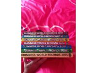 Guinness book of records