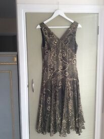 A Ted Baker Evening Dress